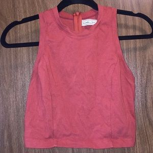 Vintage Abercrombie & Fitch cropped top